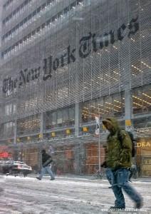 La nuova sede del New York Times