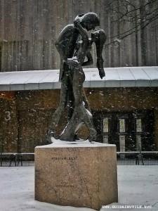 Romeo e Giulietta, Shakespeare Garden, Central Park, New York
