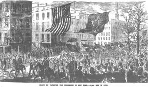 St. Patrick's Day, Parade, Irish World, 1872, New York