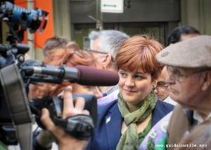 Christine Quinn, former Speaker of the New York City Council, St. Patrick's Day, 2016