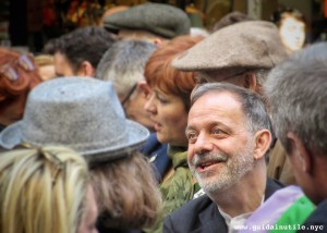 Brendan Fay, Lavender & Green Alliance, LGBT, gay, lesbian, transgender, St. Patrick's Day, New York, 2016