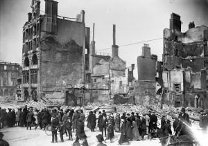 Dublin Bread Company, Easter Rising, 1916