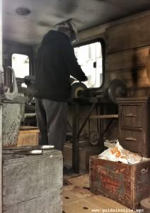 Domenico Del Re, Dominic Del Re, Del Re's Grinding, grinder, arrotino, New York, Brooklyn