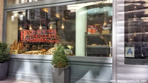Breads Bakery, Union Square, New York City, New York, Manhattan, chocolate babka