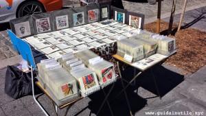 Union Square, CDs, music, New York City, New York, Manhattan