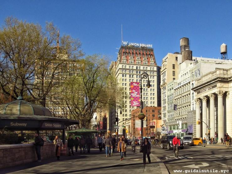 Union Square, New York City, New York, Manhattan