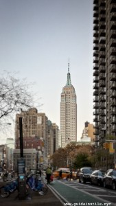 Empire State Building, Broadway, Flatiron District, New York City, New York, Manhattan