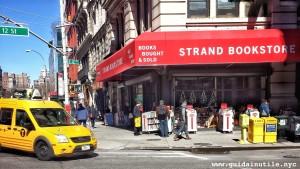 Strand Bookstore, libreria, New York City, New York, Manhattan