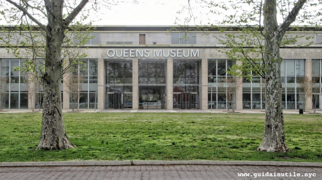 Queens Museum, New York, Flushing Meadows-Corona Park
