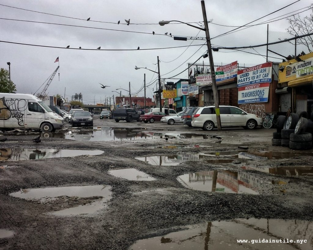 Queens, Willets Point, New York, New York City