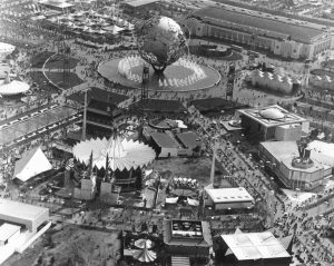 New York, Queens, World Fair 1964