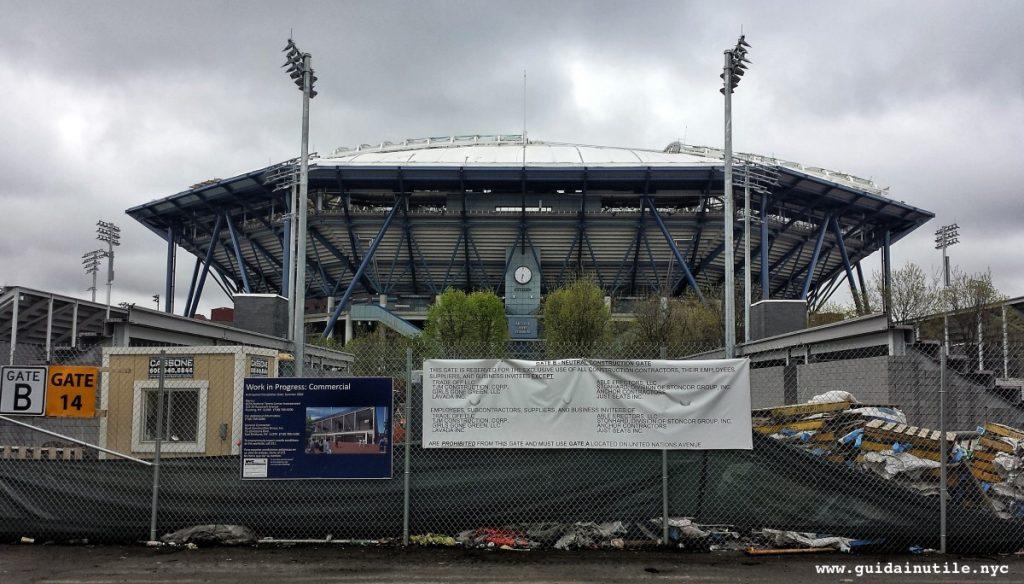 Queens, Flushing Meadows Corona-Park, Arthur Ashe Stadium, US Open, tennis, New York, New York City