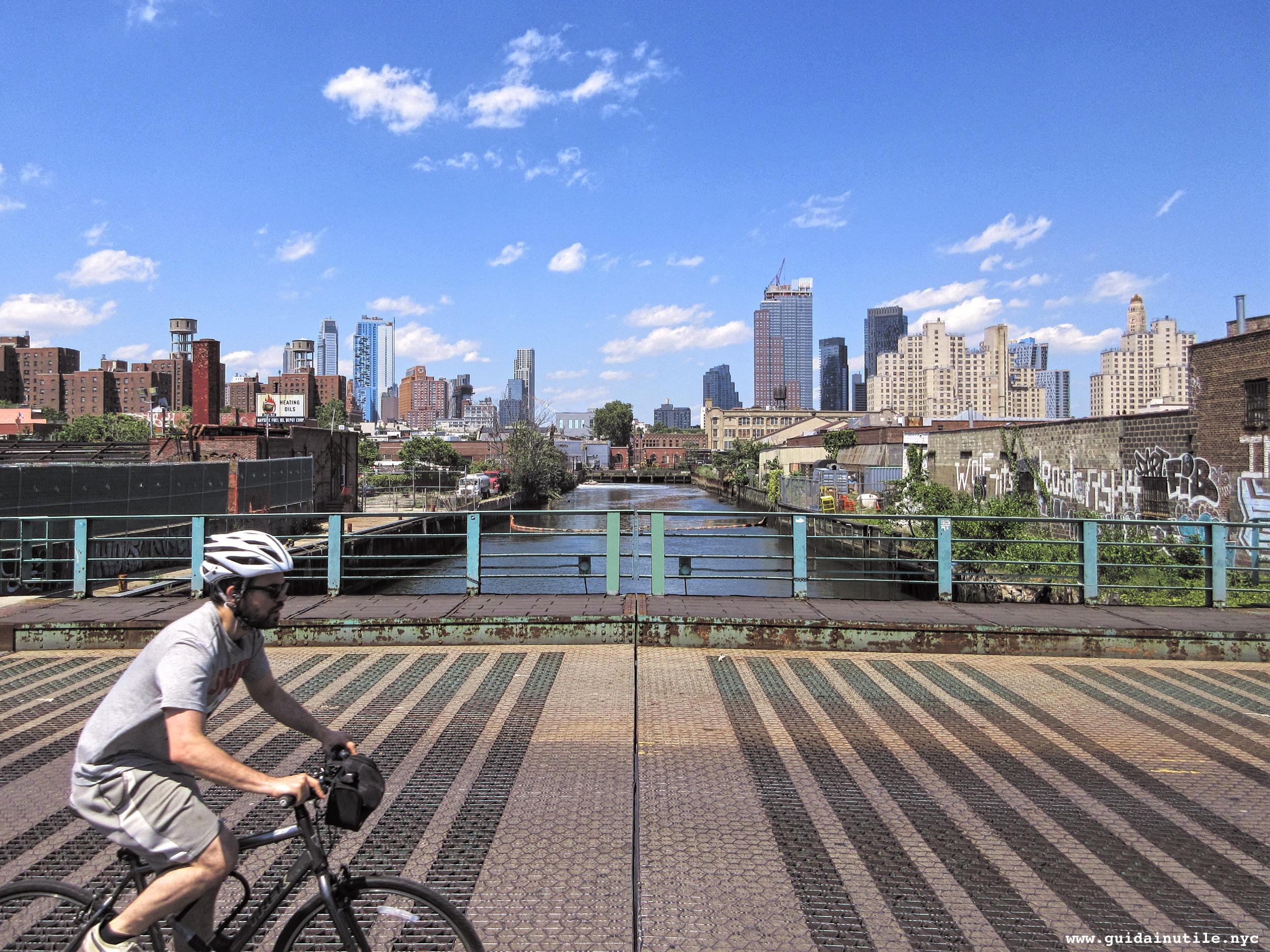 Gowanus, Brooklyn, Carroll Street Bridge, New York City
