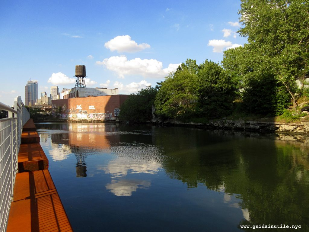 Gowanus Canal, Brooklyn, New York City
