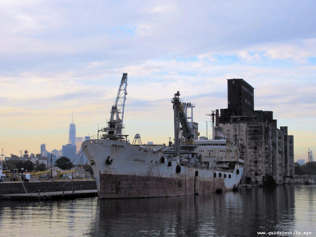 Red Hook, Brooklyn, Port, Porto, New York City, New York