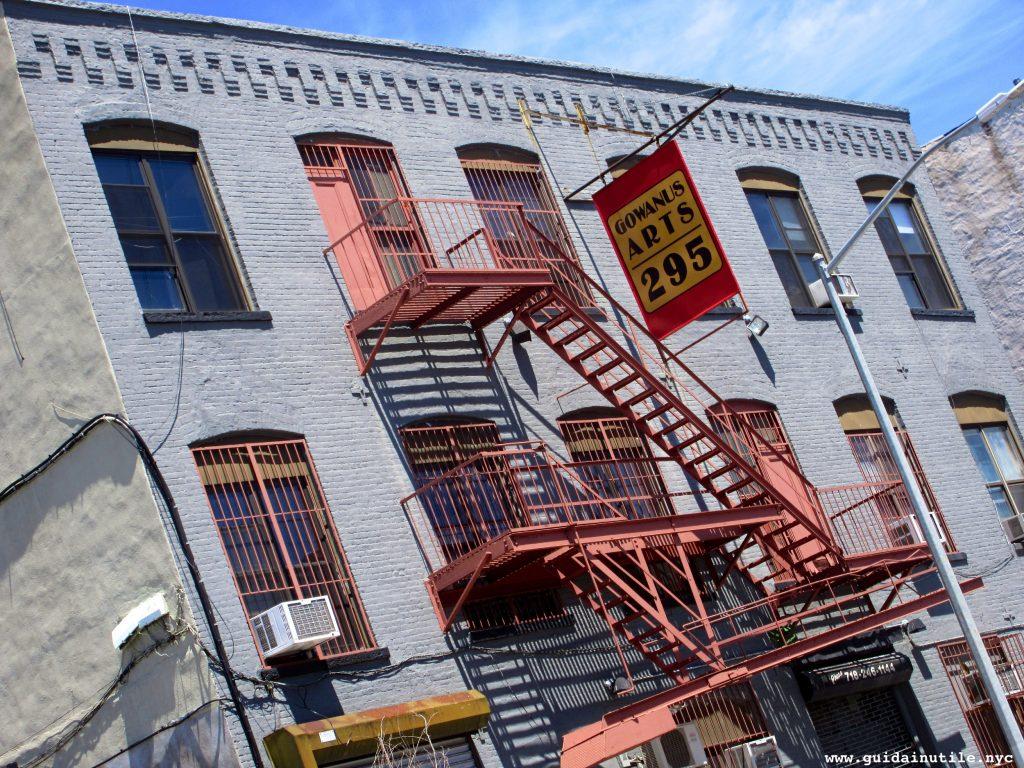 Gowanus, Douglass Street, Brooklyn, New York City