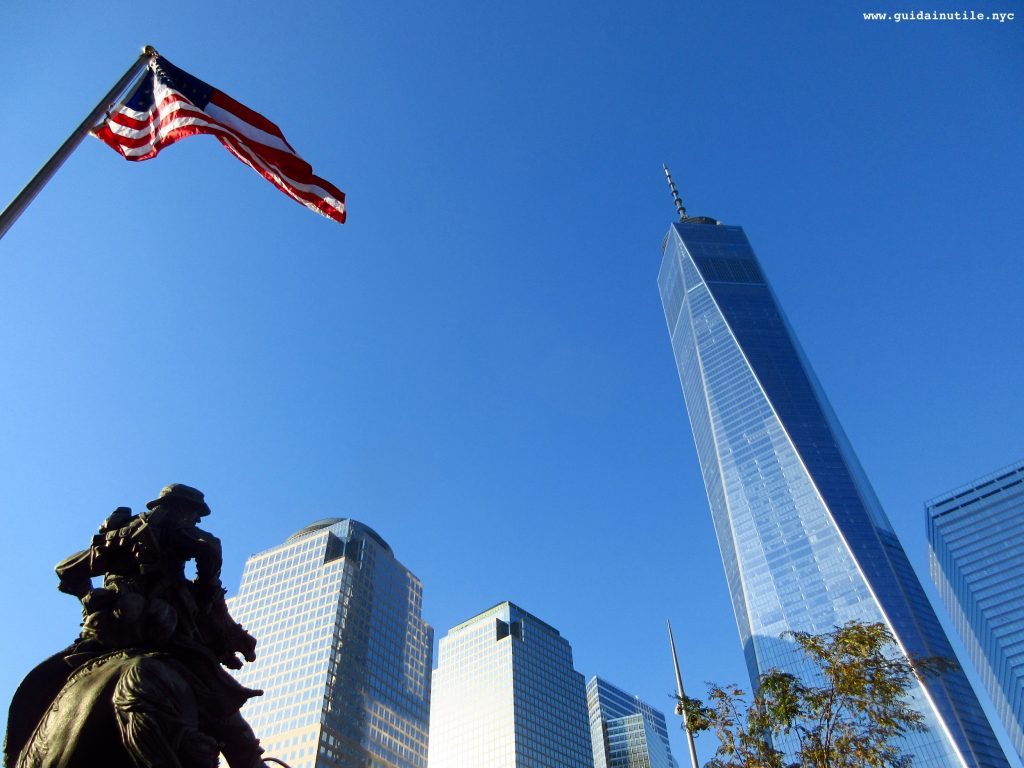 One World Trade Center, America's Response Monument, World Trade Center