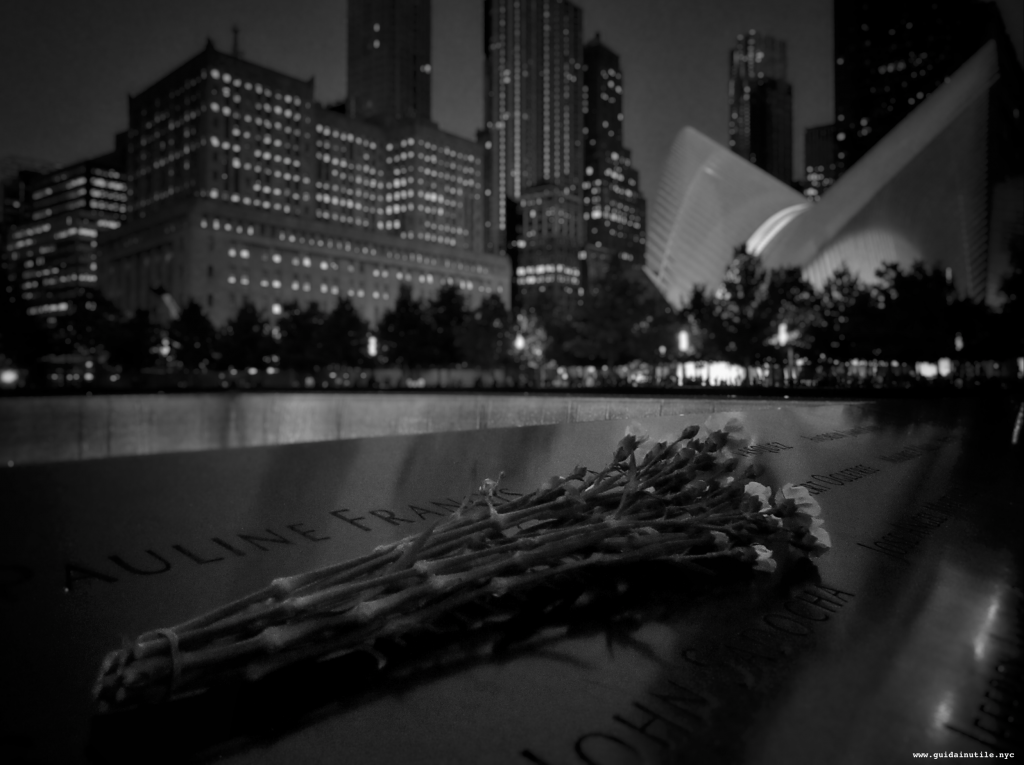 9/11 Memorial, World Trade Center, Memoriale 11 Settembre