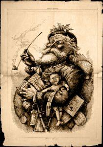 Santa Claus, Thomas Nast