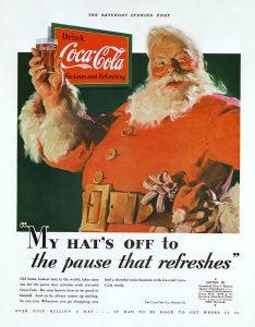 Babbo Natale, Natale, Santa Claus, Coca-Cola