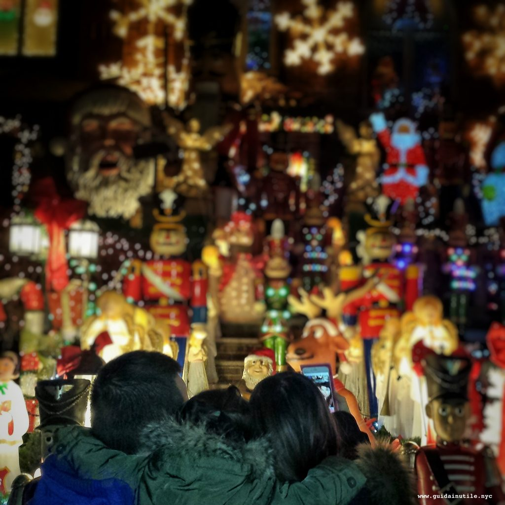 Dyker Heights, Christmas, Natale
