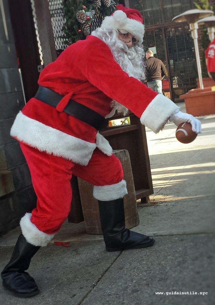 Santa Claus, Greenwood Park
