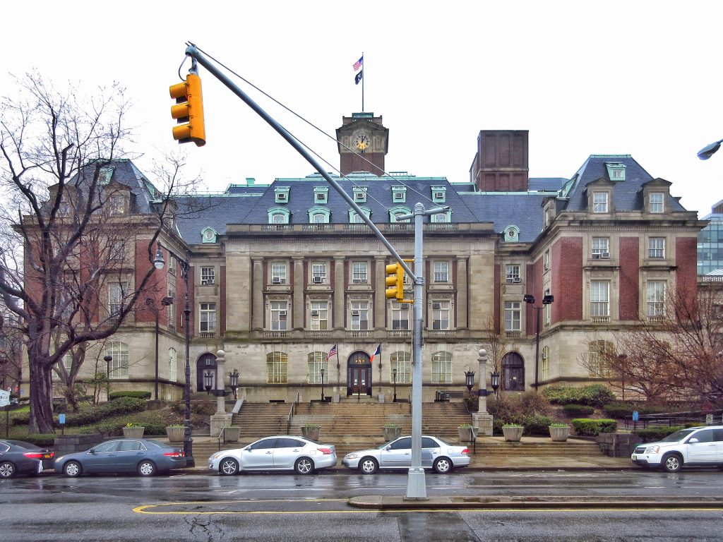 Staten Island, Staten Island Borough Hall, Guida Inutile NEW YORK, New York City
