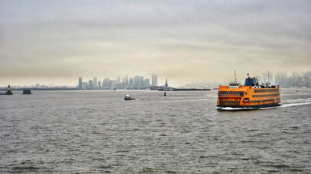 Staten Island Ferry, Staten Island