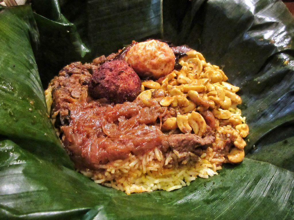 Lamprie, Sri Lankan Lakruwana Restaurant