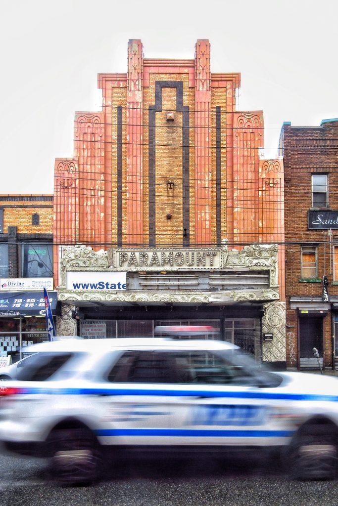 Staten Island, Paramount Theatre