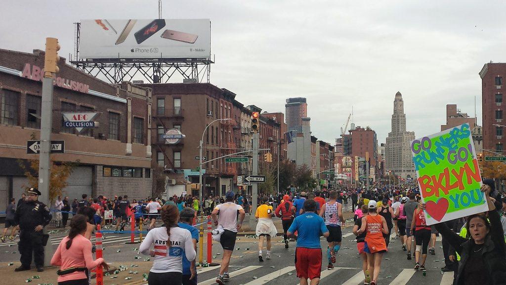 Maratona di New York, New York Marathon 2015
