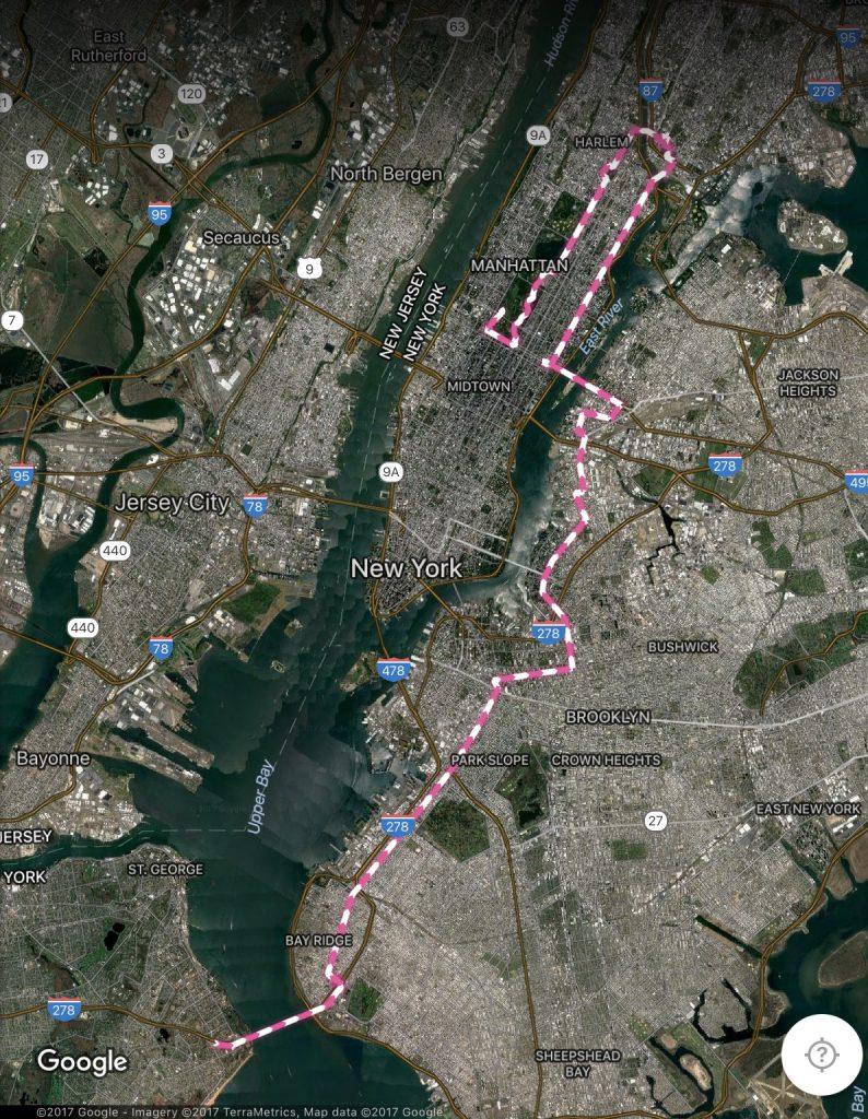 Maratona di New York, New York Marathon