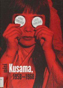 Love Forever, Yayoi Kusama, Kusama