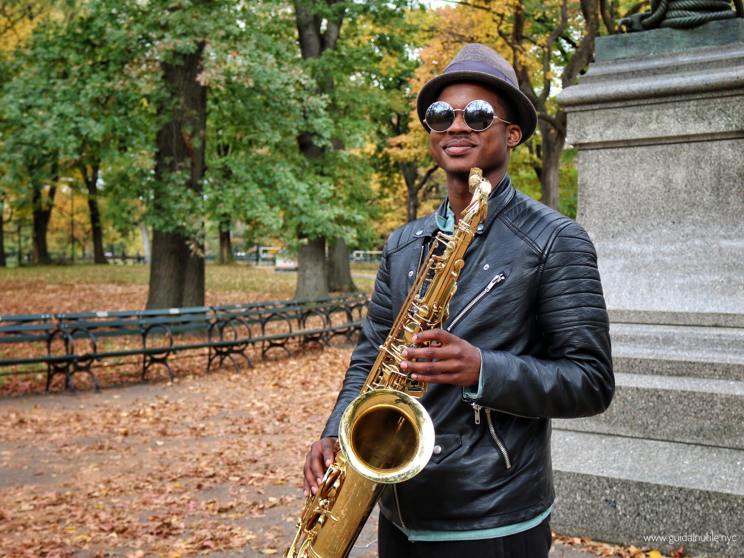 Utril Rhaburn, Young Nomadic, Central Park, New York City