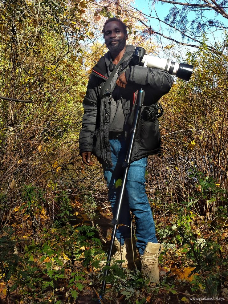 Jeffrey Jones, Prospect Park, birdwatching, Brooklyn