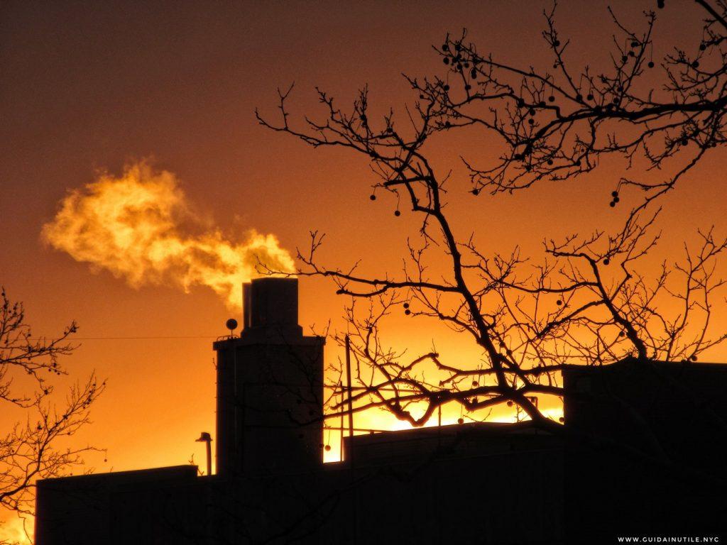 Un minuto a New York, Greenwood Heights, Sunset