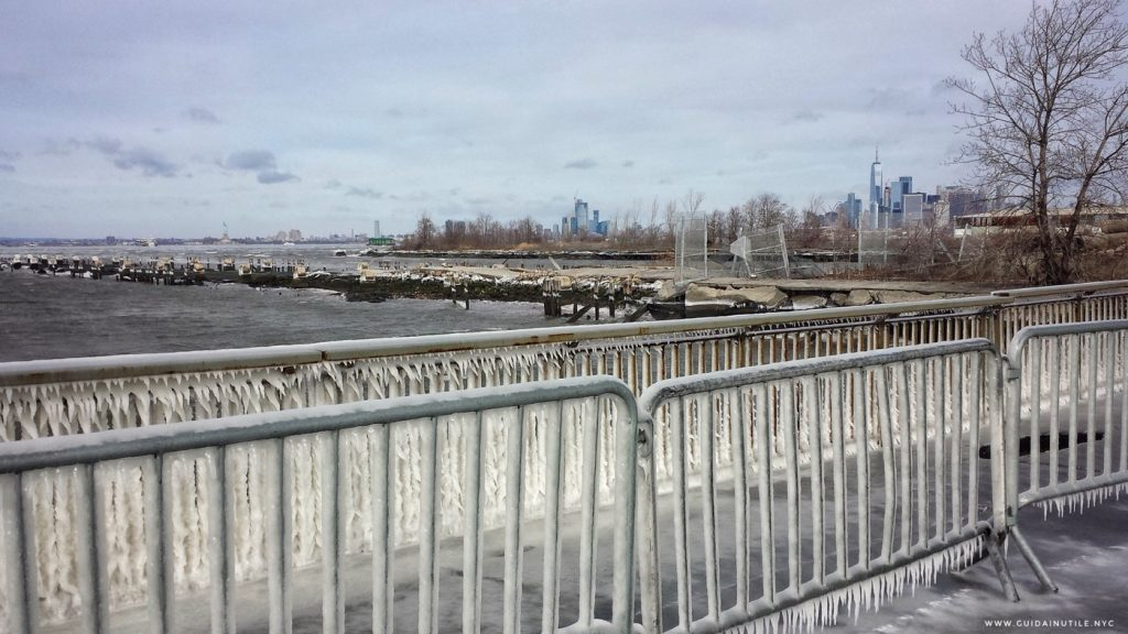 New York, Brooklyn, Bush Terminal Park