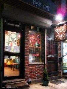 Roots Cafe, caffè