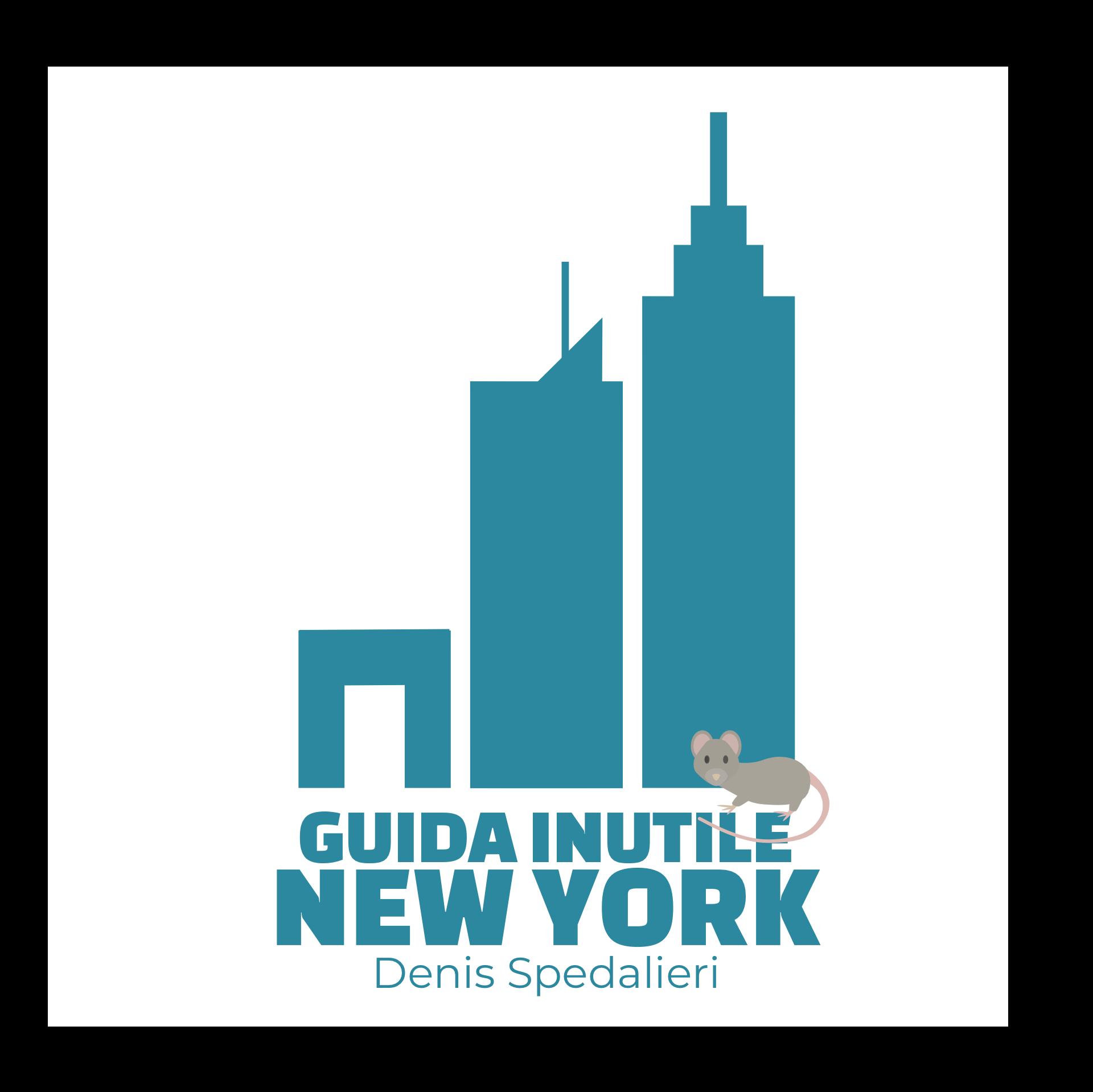 Logo Guida Inutile New York, Miglior Guida di New York, Guida Inutile di New York, Guida Inutile New York, Guida Inutile NYC, Guida Inutile