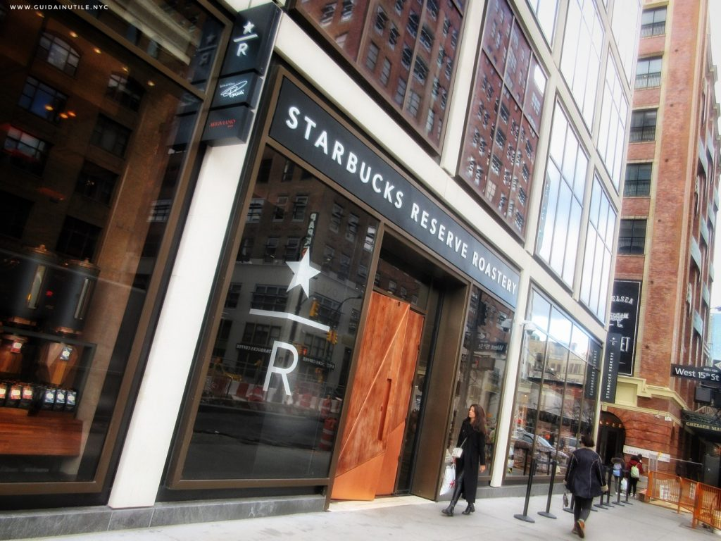 Starbucks Reserve Roastery New York City, Starbucks Reserve Roastery NYC, Starbucks Reserve Roastery New York
