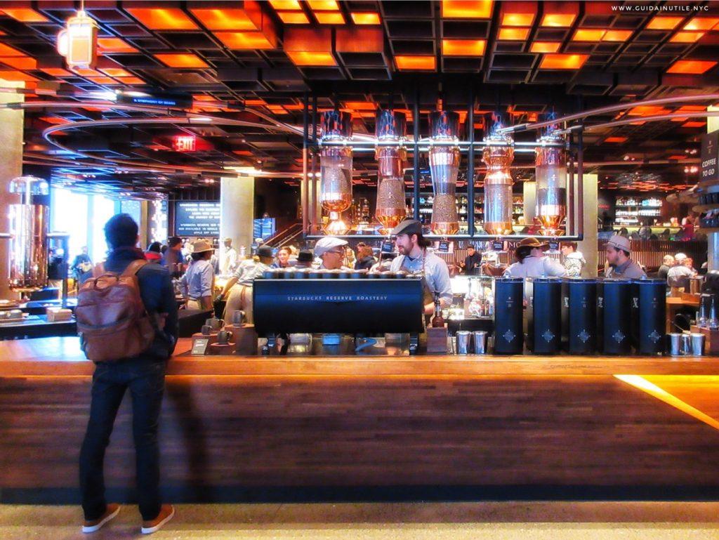 Starbucks Reserve Roastery, caffè, coffee