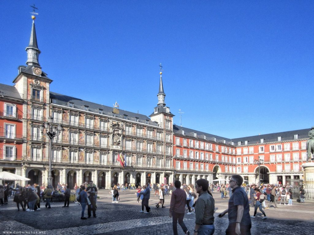 Madrid, Plaza Mayor, Plaza Mayor Madrid