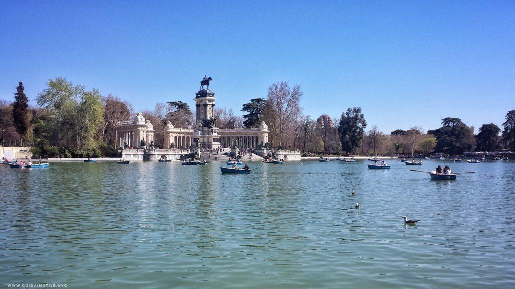 El Retiro, Madrid, Guida Inutile Madrid, Guida di Madrid, Parque de el Retiro