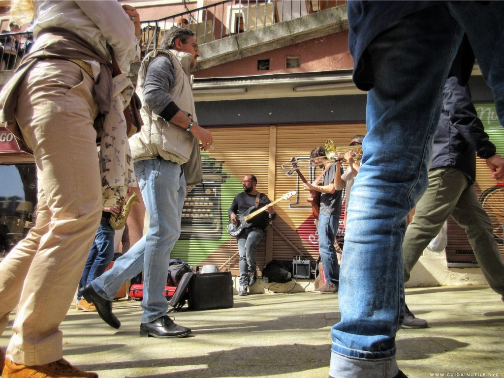 Madrid, El Rastro
