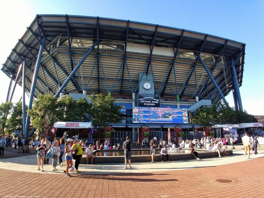 Arthur Ashe Stadium, US Open, US Open 2019