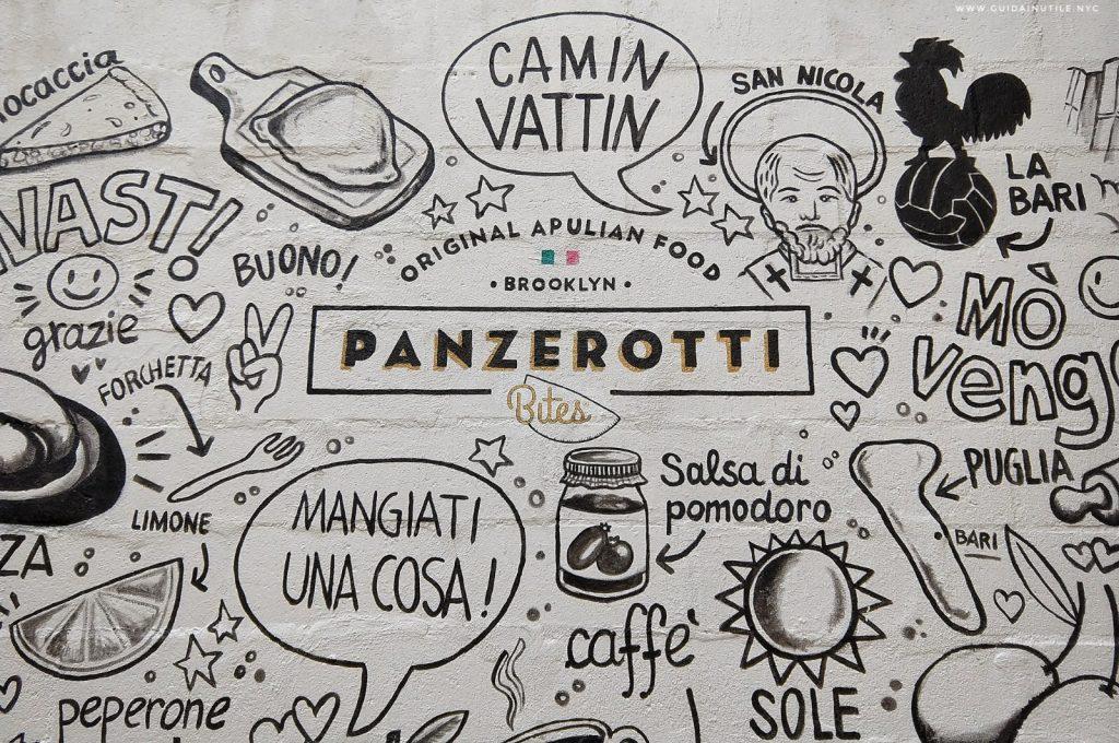 Panzerotti Bites