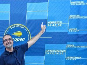 Denis Spedalieri, US Open 2019, US Open, Denis Spedalieri Guida New York, Guida Inutile New York