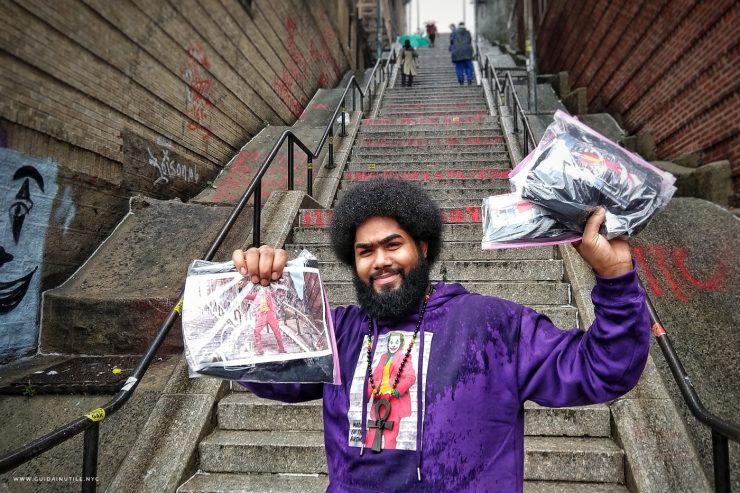 Luis, kingneptune_nfe, Joker Stairs, The Bronx