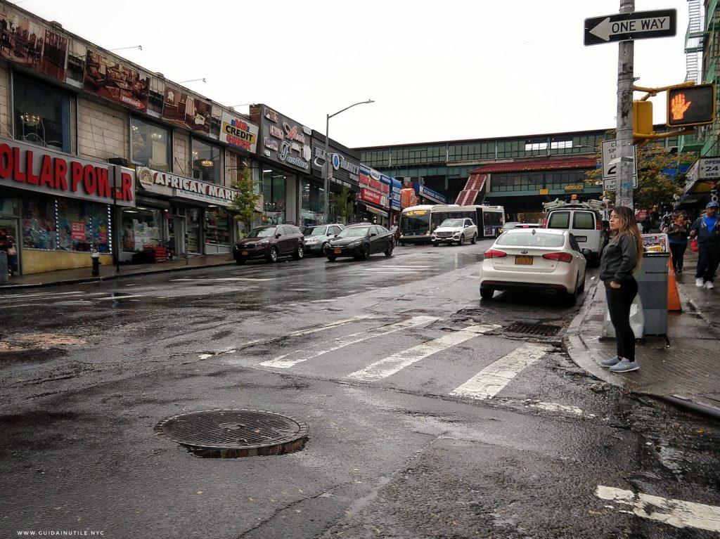 E 167th Street, Highbridge, Bronx