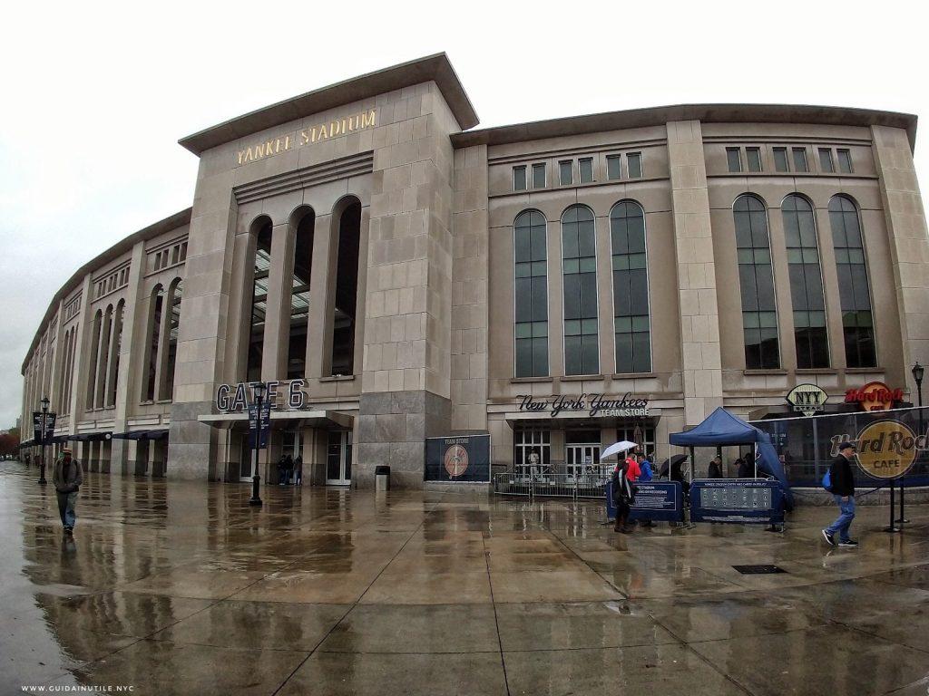 Bronx, Yankee Stadium